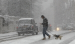 ГСЧС предупредила об ухудшении погоды, снегопаде, морозе и сильном ветре.