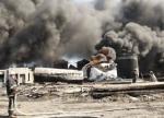 Обнародованы результаты расследования пожара на нефтебазе под Киевом