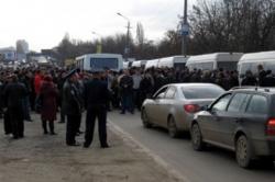 Перекрыть все въезды и выезды из Киева