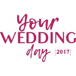 ПРИГЛАШАЕМ НА ГЛАВНУЮ СВАДЕБНУЮ ВЫСТАВКУ ХАРЬКОВА «YOUR WEDDING DAY 2017»