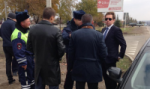 В Донецке Ростовской обл. задерживали съемочную группу СТБ