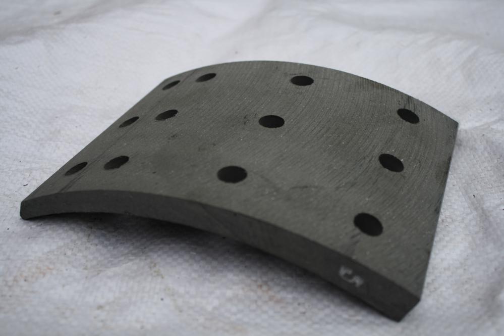 Накладка тормозной колодки А0815(вал)