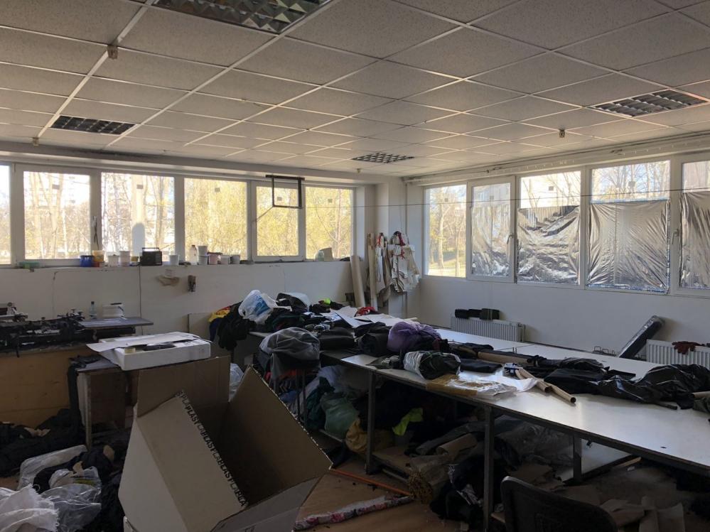 Аренда производственного помещения на Салтовке