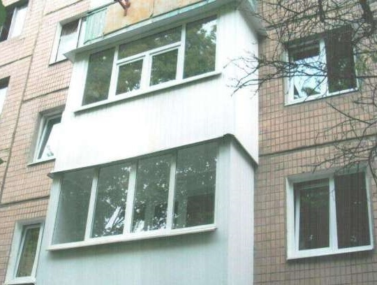 Балконы с нуля