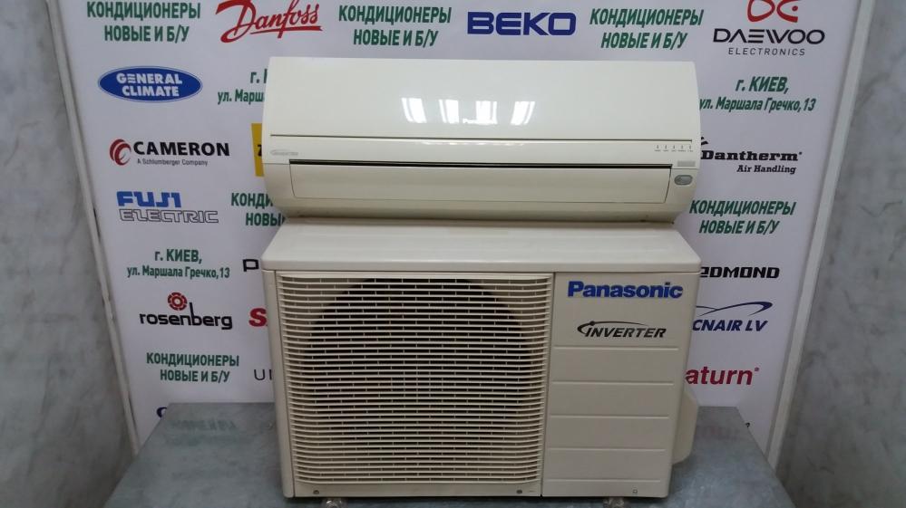 Кондиционер инвертор Panasonic CS-E12HKDW б/у,        до 35 м2,