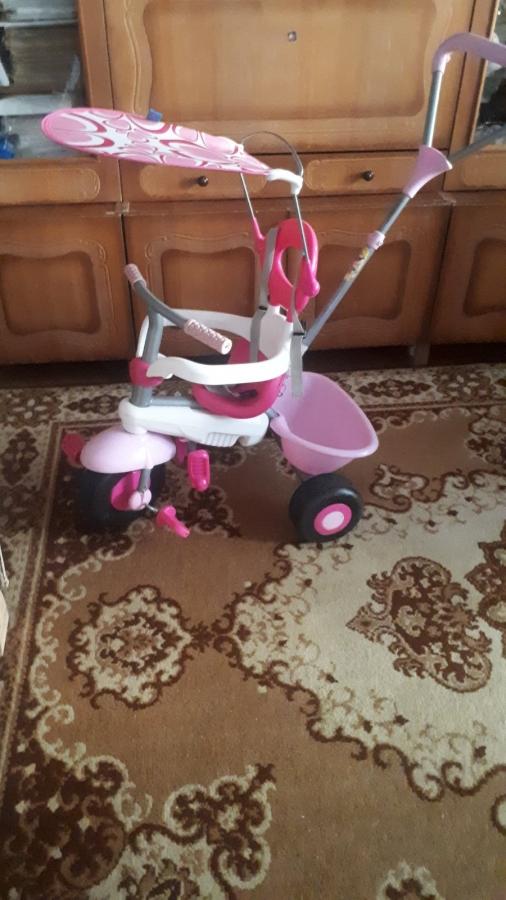 Продам  велосипед  детский Smart-Trike  Sport,     3-в-1
