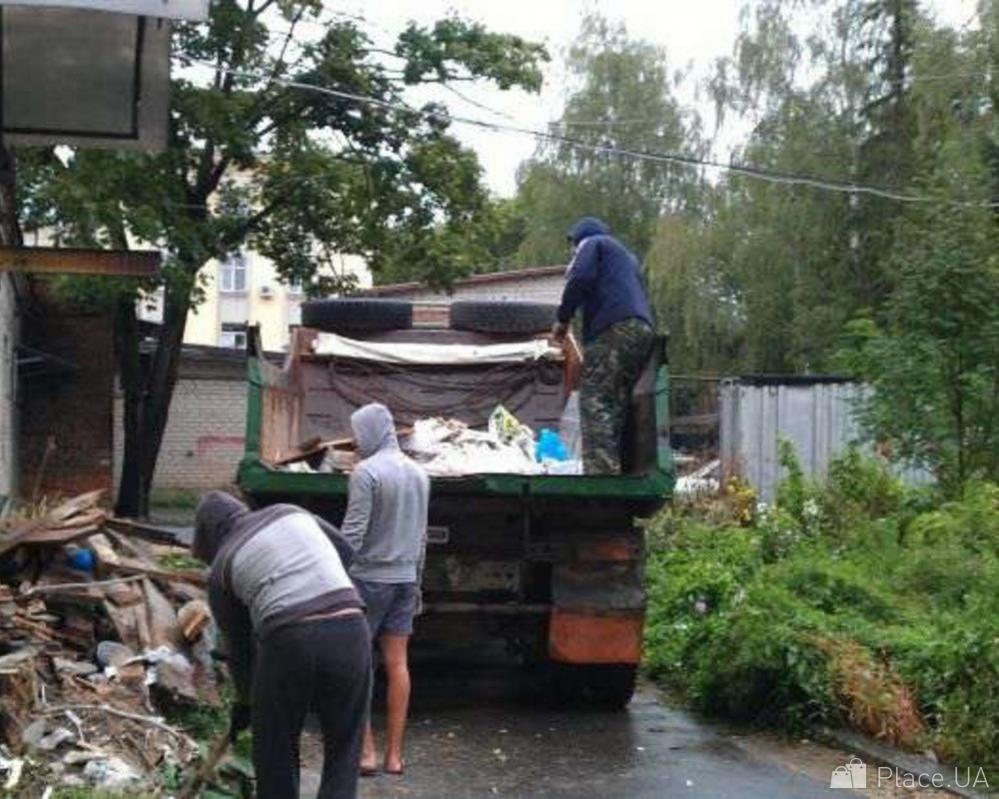Вывоз мусора услуги разнорабочих грузчиков ДЕМОНТАЖНЫЕ работы