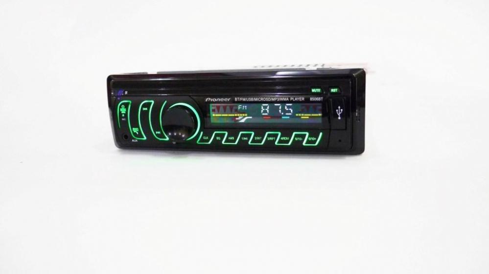 Магнитола Pioneer 8506BT Bluetooth,   MP3,   FM,   USB,   SD,   AUX,