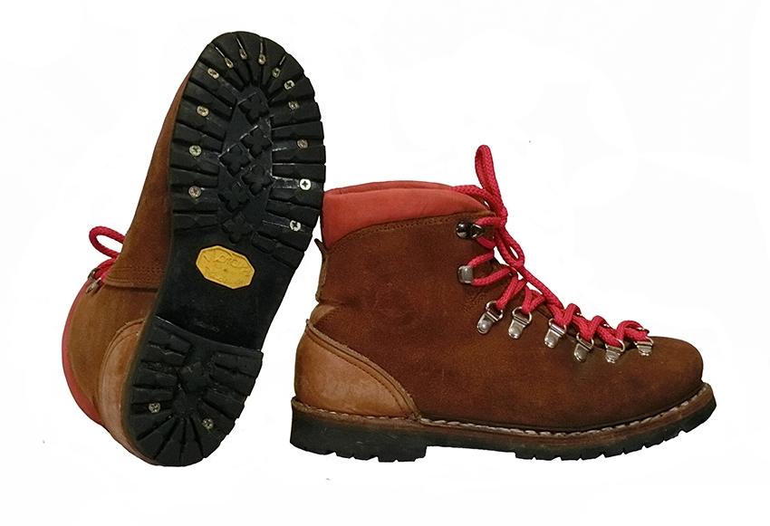 Ботинки горные.   Размер 37.  5/24 см.   Туризм,   альпинизм.