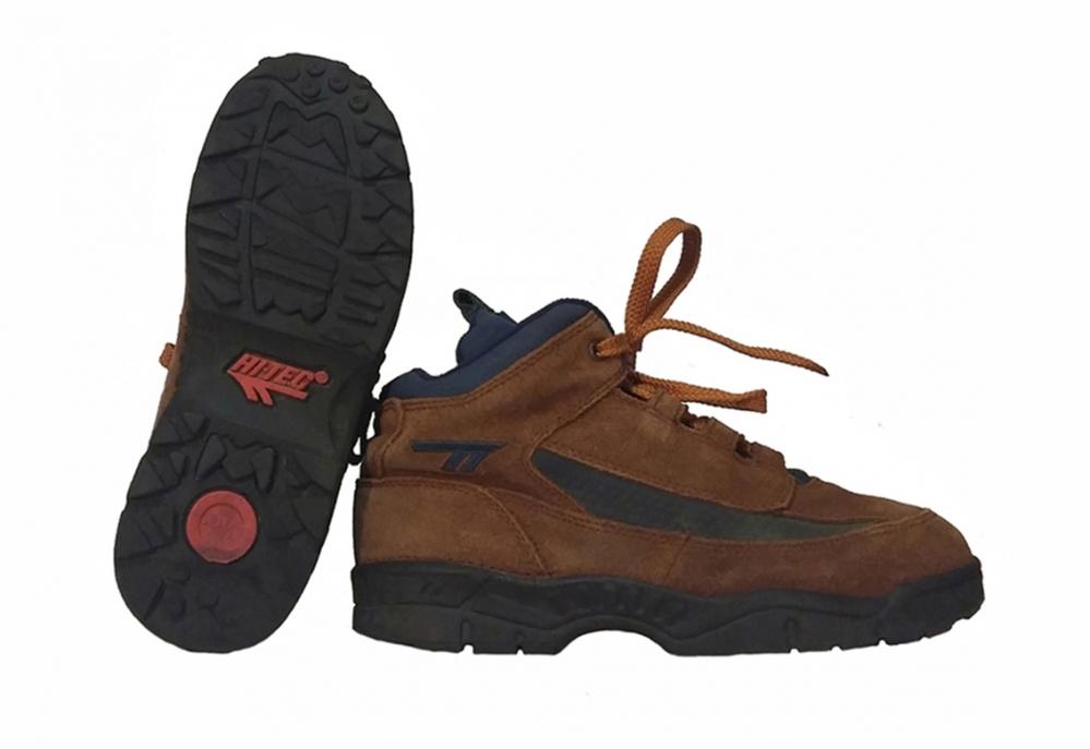 Ботинки треккинговые.    Размер 36/23 см.