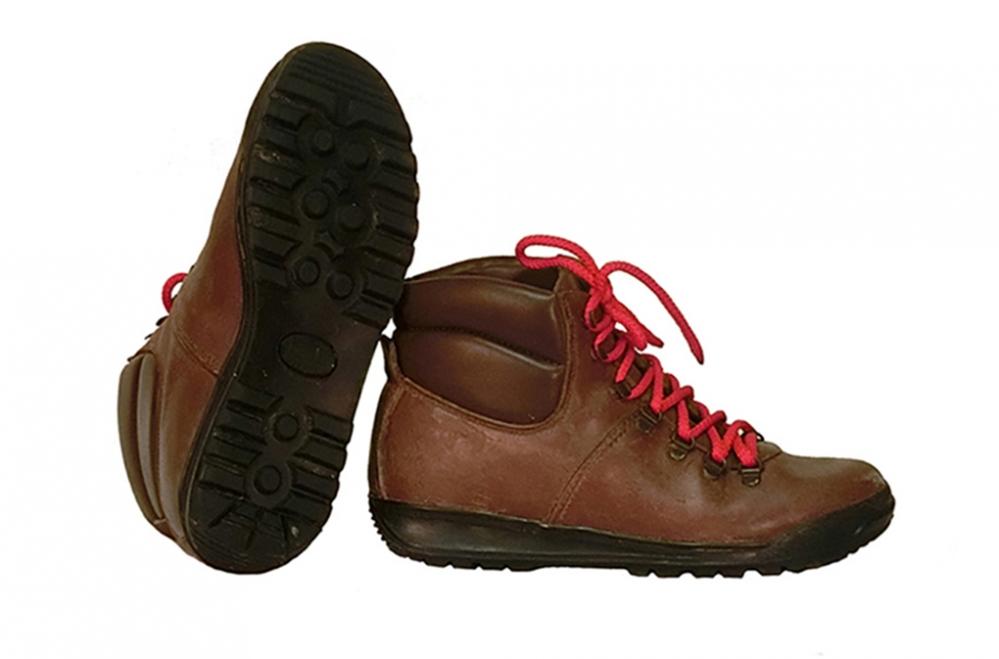 Ботинки треккинговые.   размер 39/25 см.