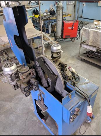 Станок для полировки круглых труб GM-100