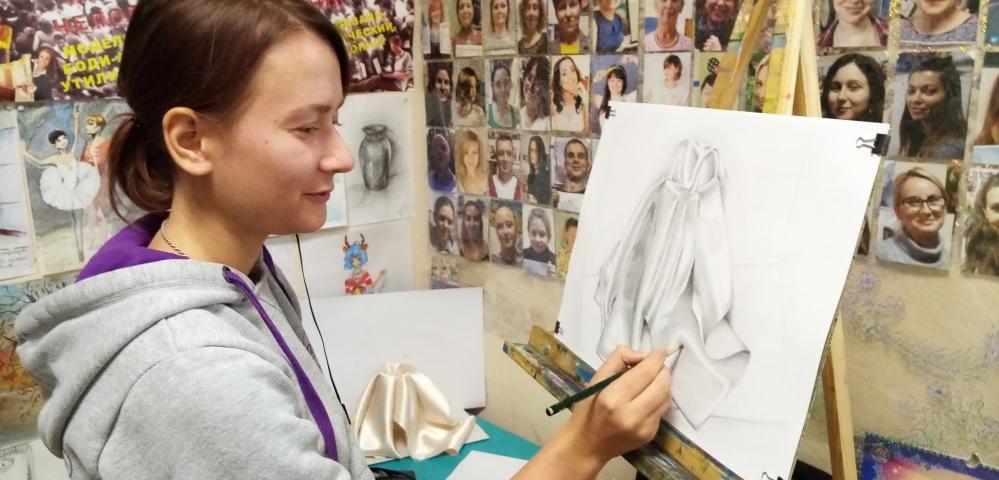 Рисование,  живопись - обучение для взрослых и подростков